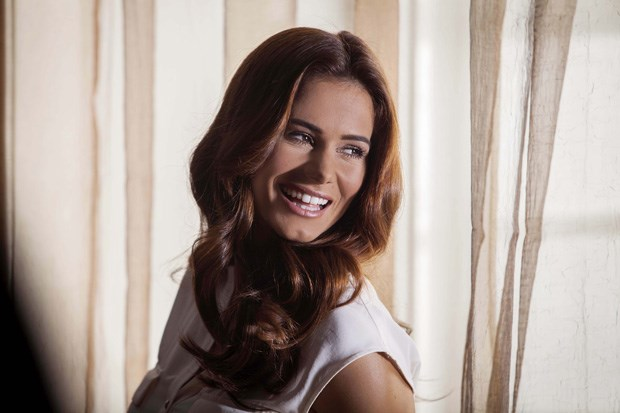 A apresentadora e actriz portuguesa é a embaixadora da marca