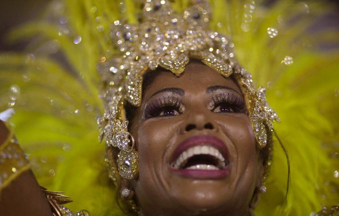 O samba já faz mexer o corpo no Rio