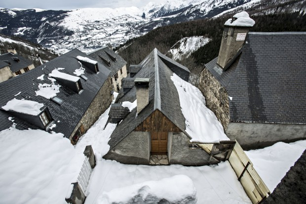 Saint-Lary-Soulan.