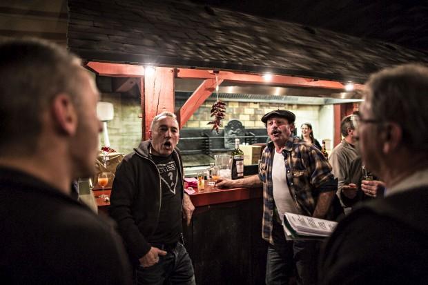 Saint-Lary-Soulan. A tradição da cidra e da conversa