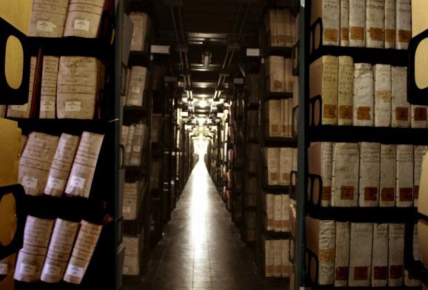 Depósito dos Arquivos Secretos do Vaticano