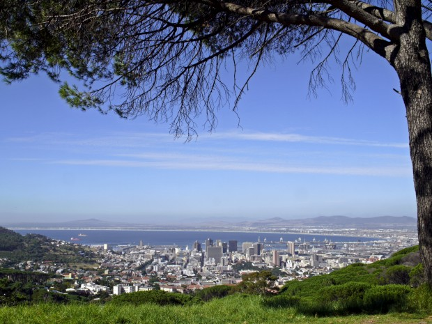 A boa esperança da Cidade do Cabo