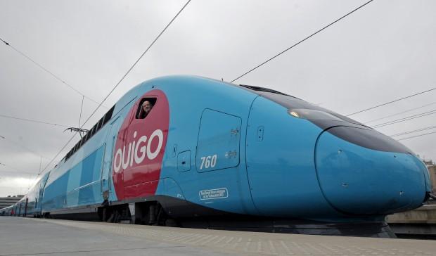 FRANÇA, 2.03.2013. Ouigo, o TGV