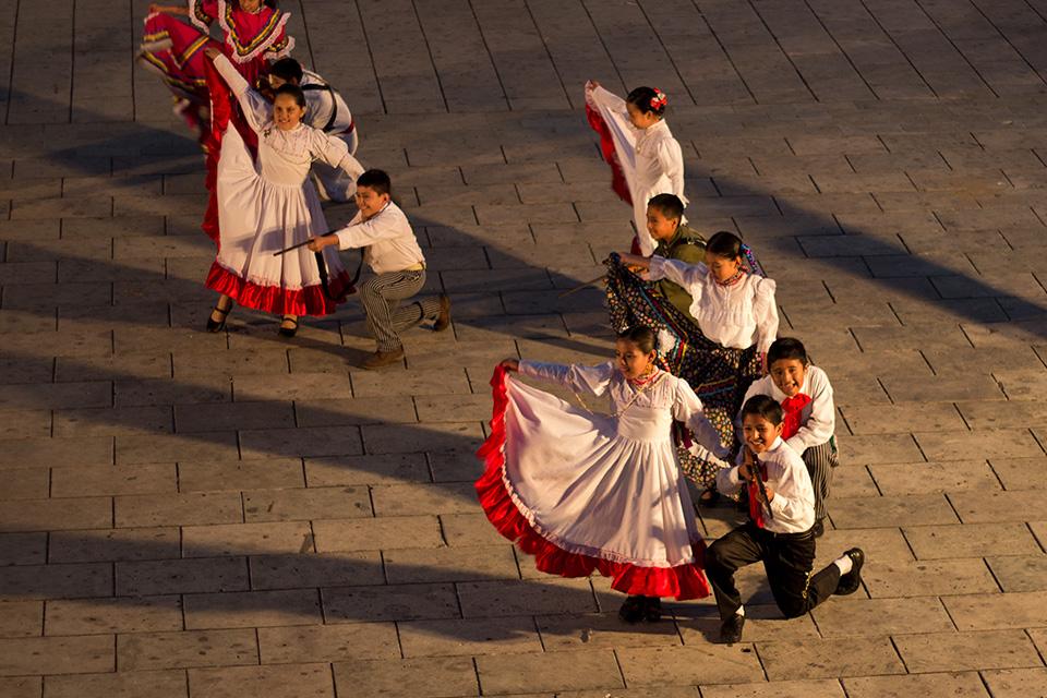 Baile mexicano