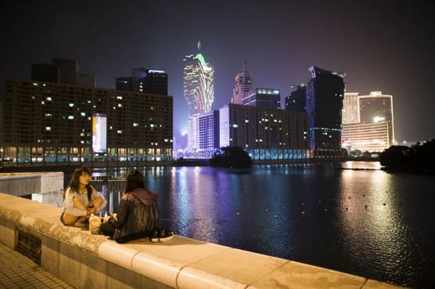Em Macau, a noite será sempre uma criança