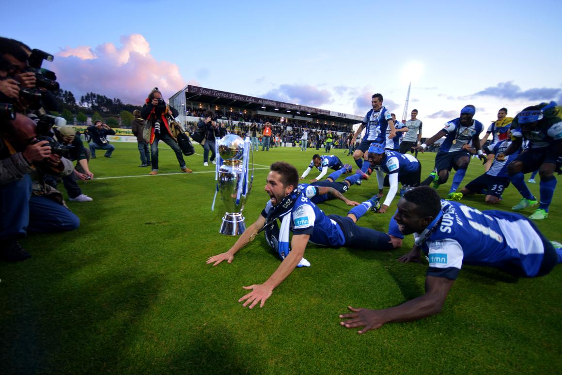 FC Porto é o terceiro campeão sem derrotas