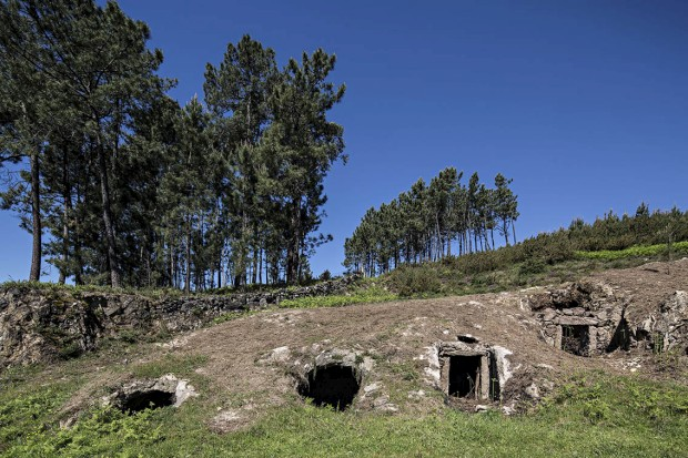 Barracas de Suchão - Gração (S. Jorge)