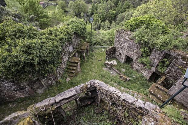 Núcleo em ruínas - Sistelo