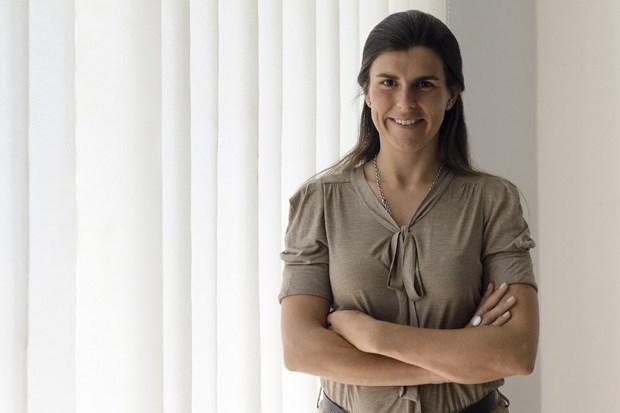 Sandra Gomes deixou a advocacia para se dedicar à organização de casamentos low cost