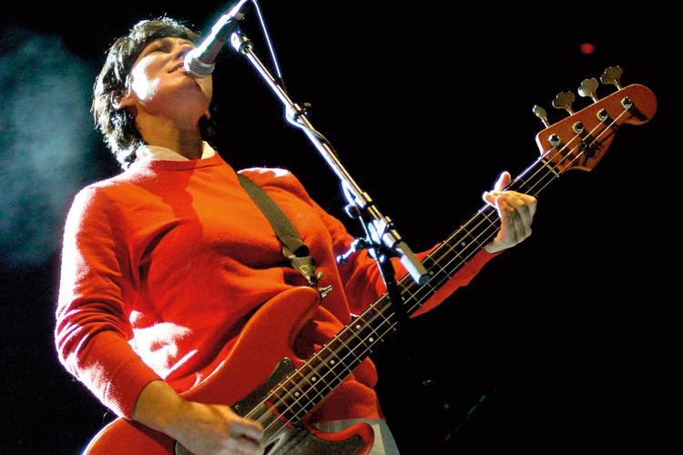 Os Pixies já não são os mesmos: Kim Deal saiu de cena