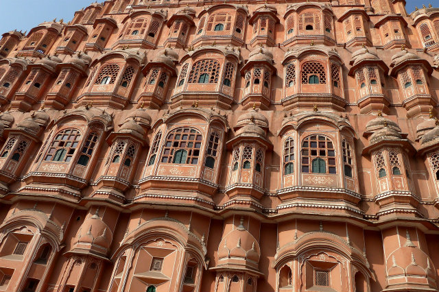 Hawa Mahal (fachada)