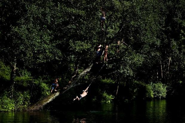 Um mergulho na Beira Litoral