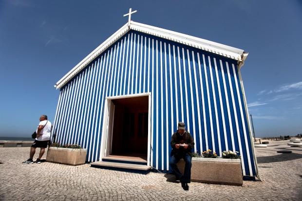 Igreja em Praia de Mira