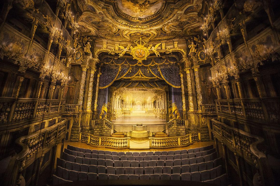 Bayreuth, Ópera Margrave de Bayreuth