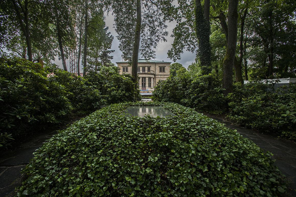 Bayreuth, a casa de Wagner