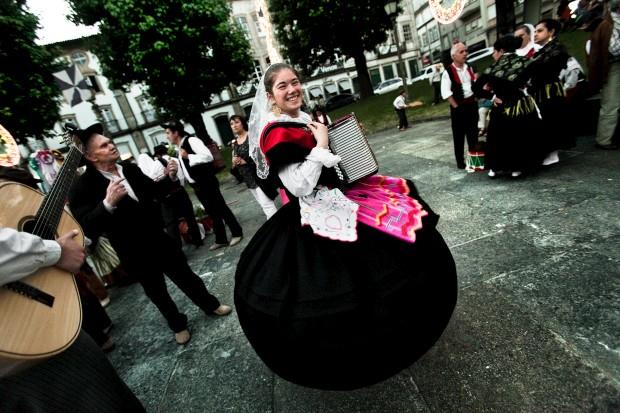 Festa em Braga