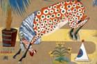 <p>Amadeo de Souza-Cardoso, Sem título (Clown, Cavalo, Salamandra), c. 1911-12</p>