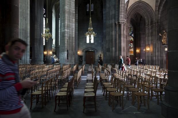 Catedral de Nossa Senhora da assunção, Clermont-Ferrand