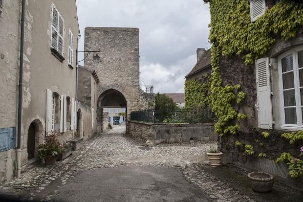 Vila histórica de Charroux
