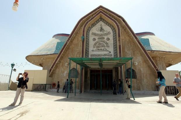Bagdad, Mesquita Abu Mahfuz Maaruf Al-Karkhi