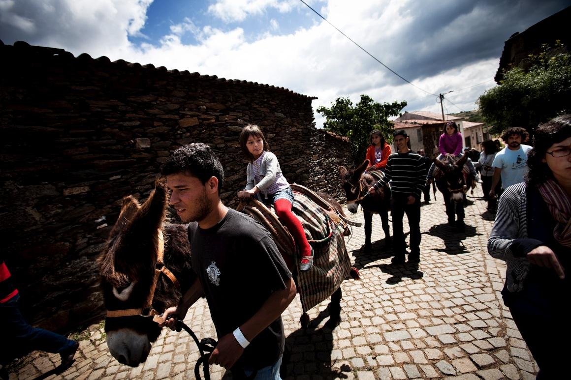 Trás-os-Montes, Aldeia de Atenor