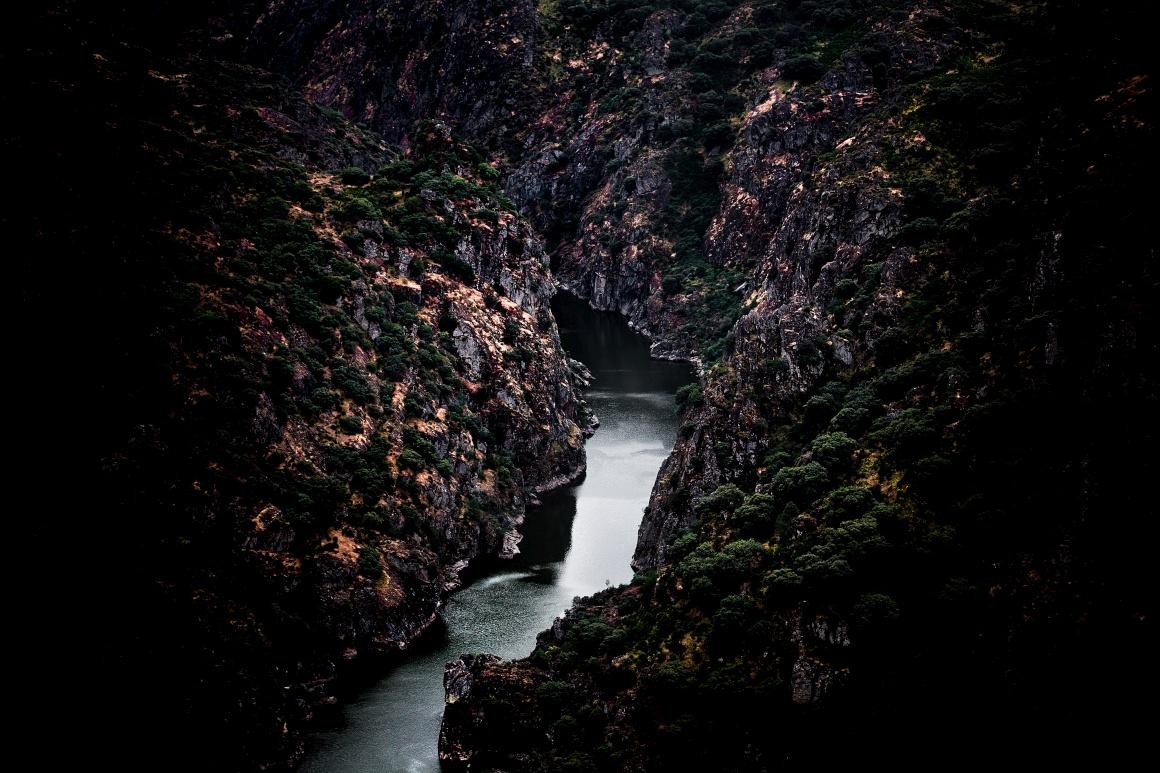 Trás-os-Montes, Picote, Arribas do Douro