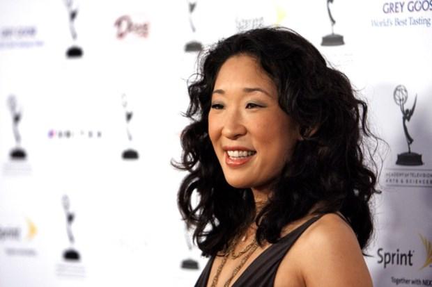A actriz já foi nomeada para cinco Emmys devido ao seu papel em Anatomia de Grey