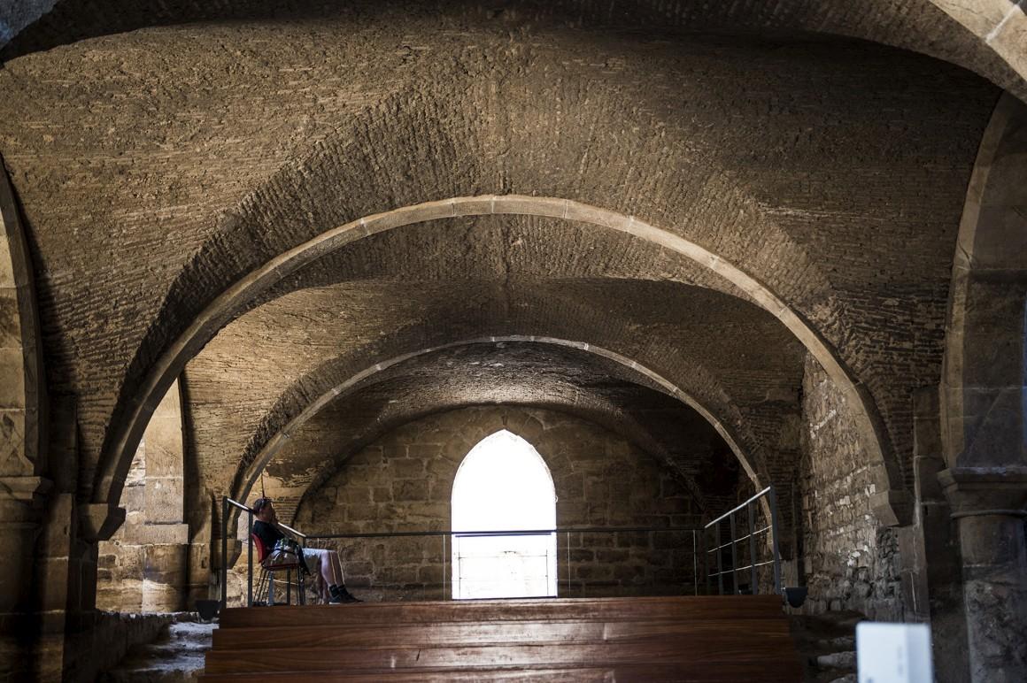 11h30, Mosteiro de Santa Clara-a-Velha