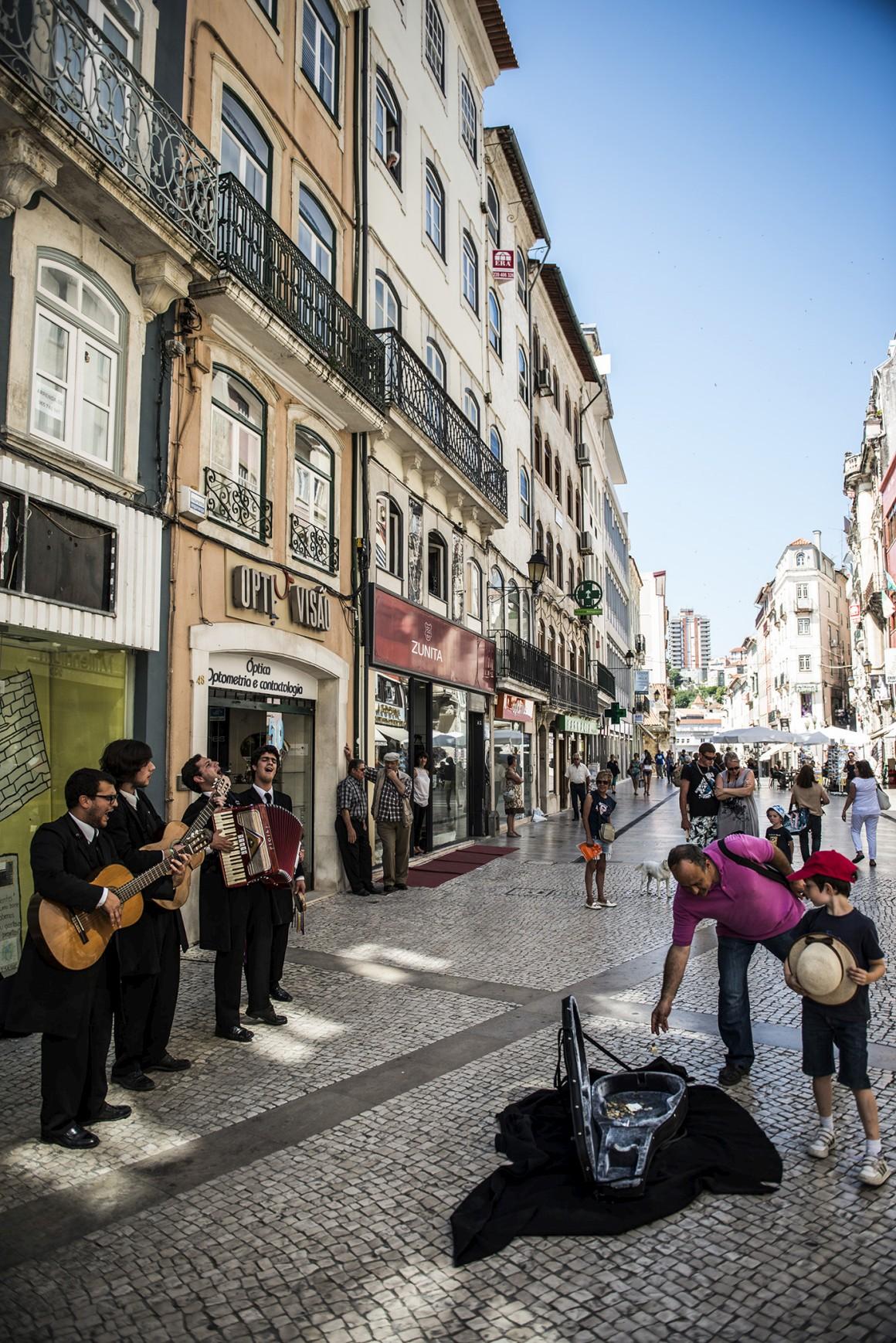 A canção de Coimbra nunca se cala