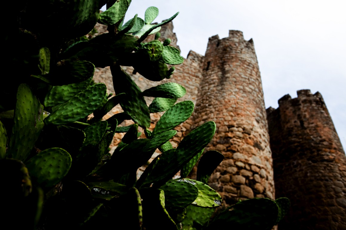 Vila Nova da Barquinha, Castelo de Almourol