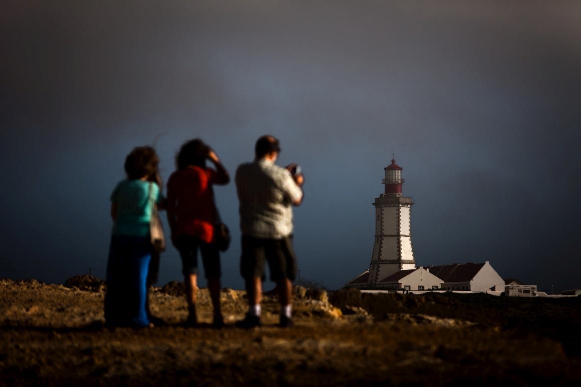 Do Cabo Espichel ao Cabo da Roca