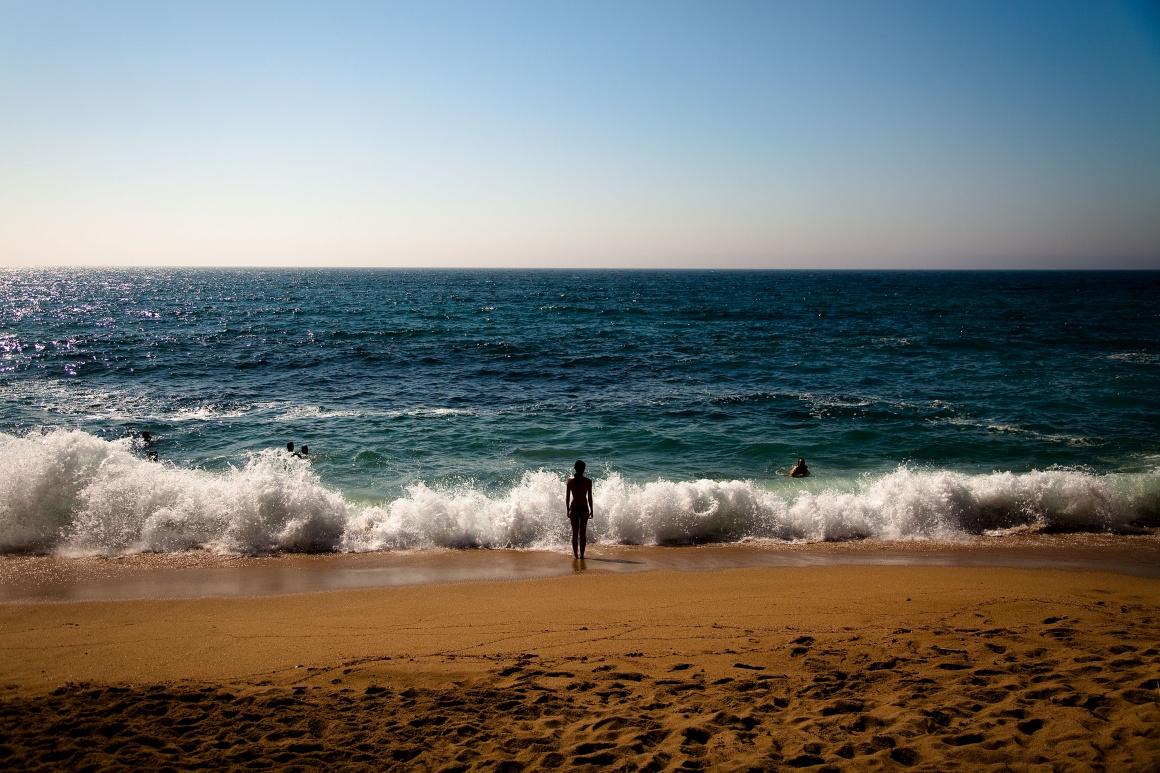 Praia da Foz (Meco), concelho de Sesimbra