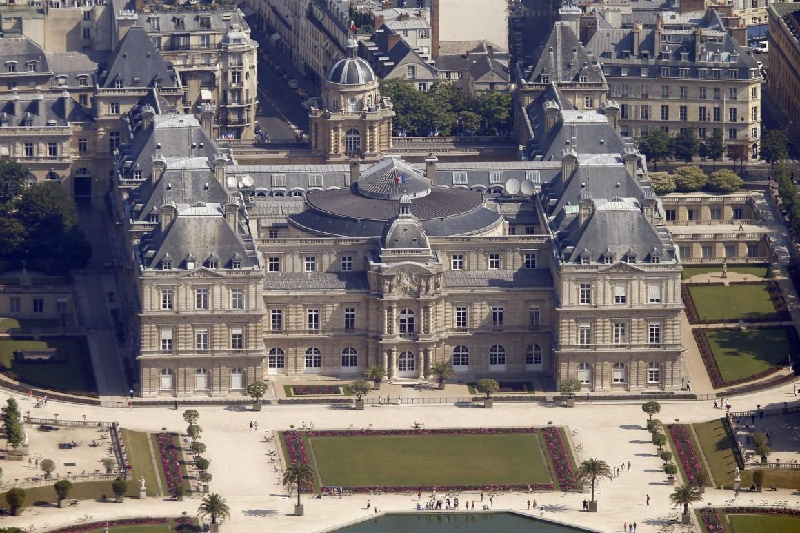 Palácio de Luxemburgo (Senado)