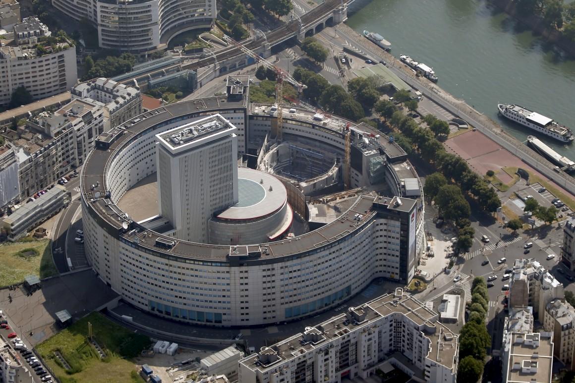 Maison de la Radio (Radio France)
