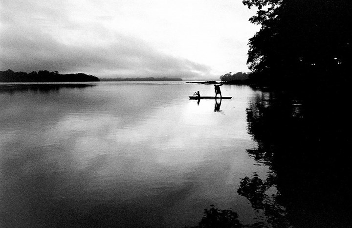 Amazónia a p/b