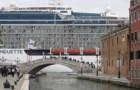 Veneza fecha portas aos cruzeiros gigantes