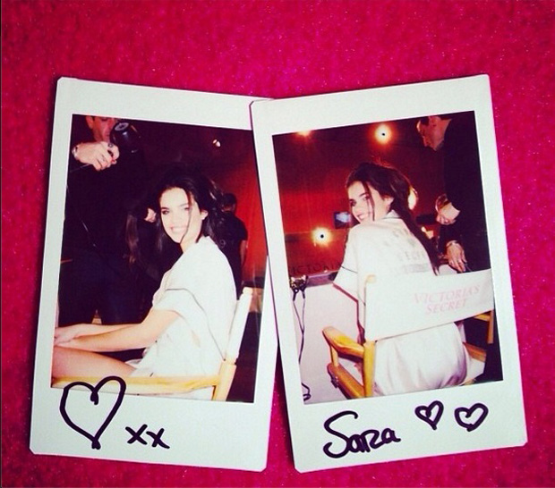 "Sara Sampaio, o ""anjo"" português da Victoria's Secret"
