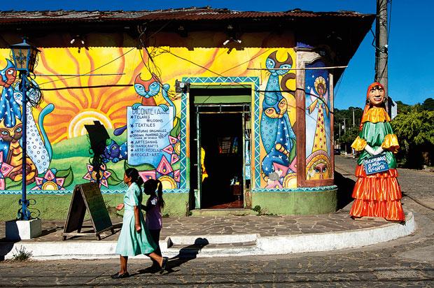 Ataco é apontada como uma das mais pitorescas cidades coloniais de El Salvador