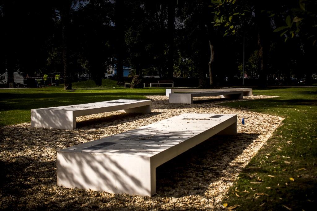 banco de jardim lisboa:Jardim do Campo Grande em Lisboa reabre renovado