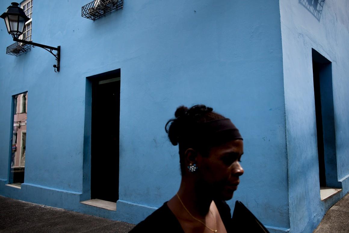 A zona do Pelourinho é Património da Humanidade para a Unesco