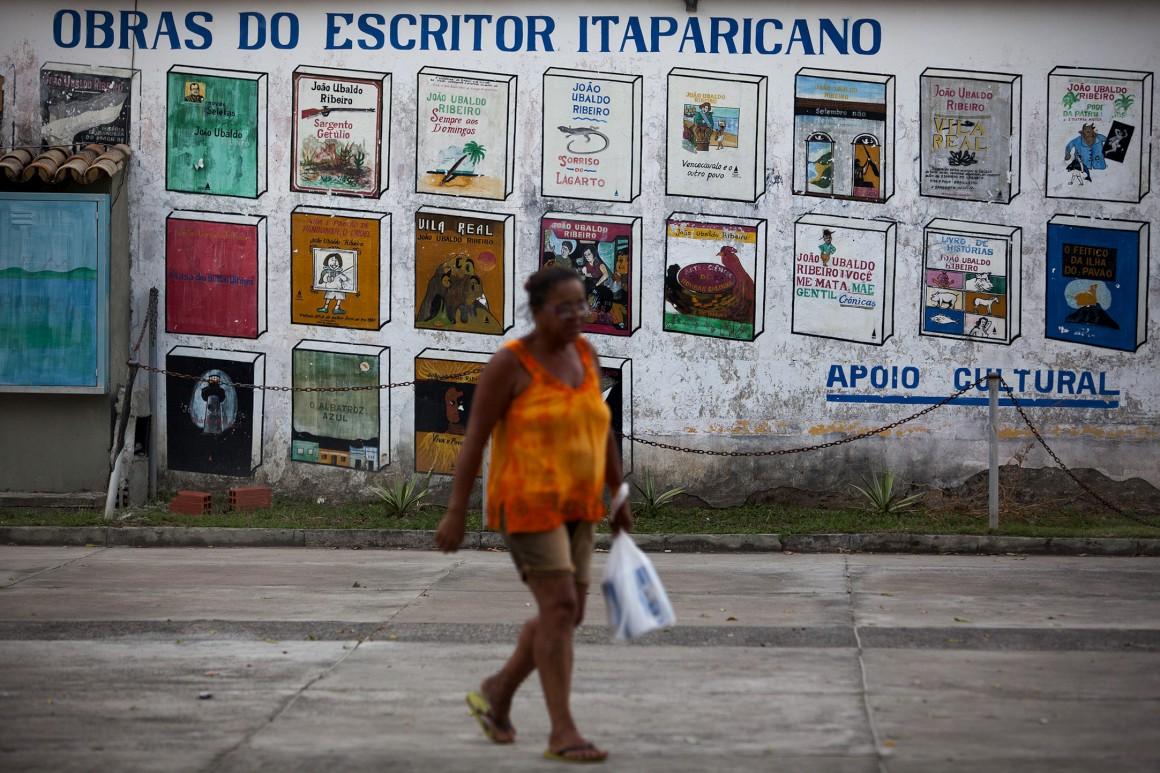 Itaparica é a terra natal e cenário de alguns dos mais importantes livros de João Ubaldo Ribeiro