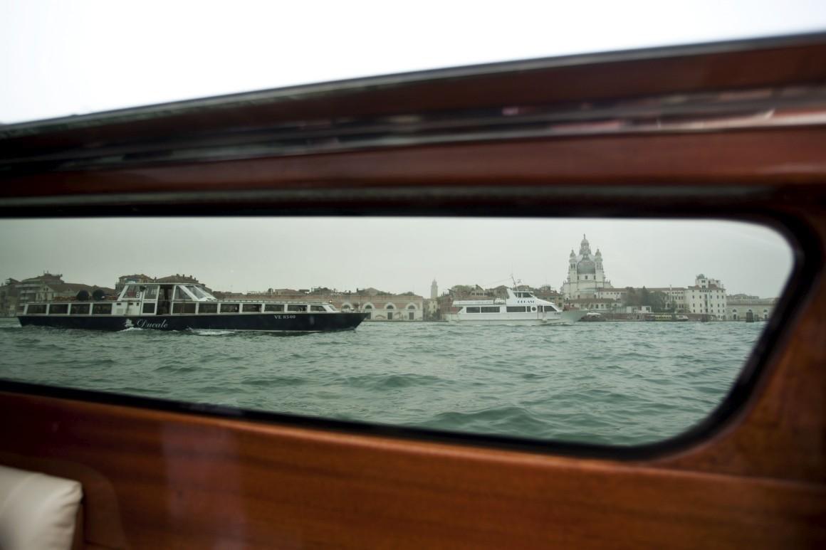 Em viagem: Veneza