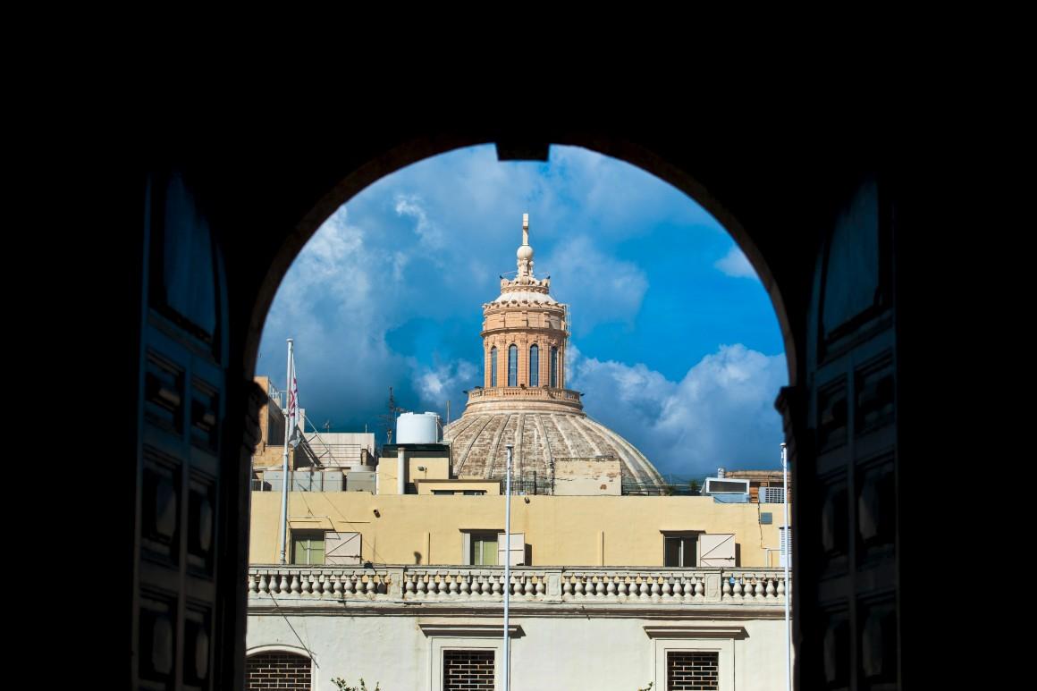 Em viagem: La Valletta