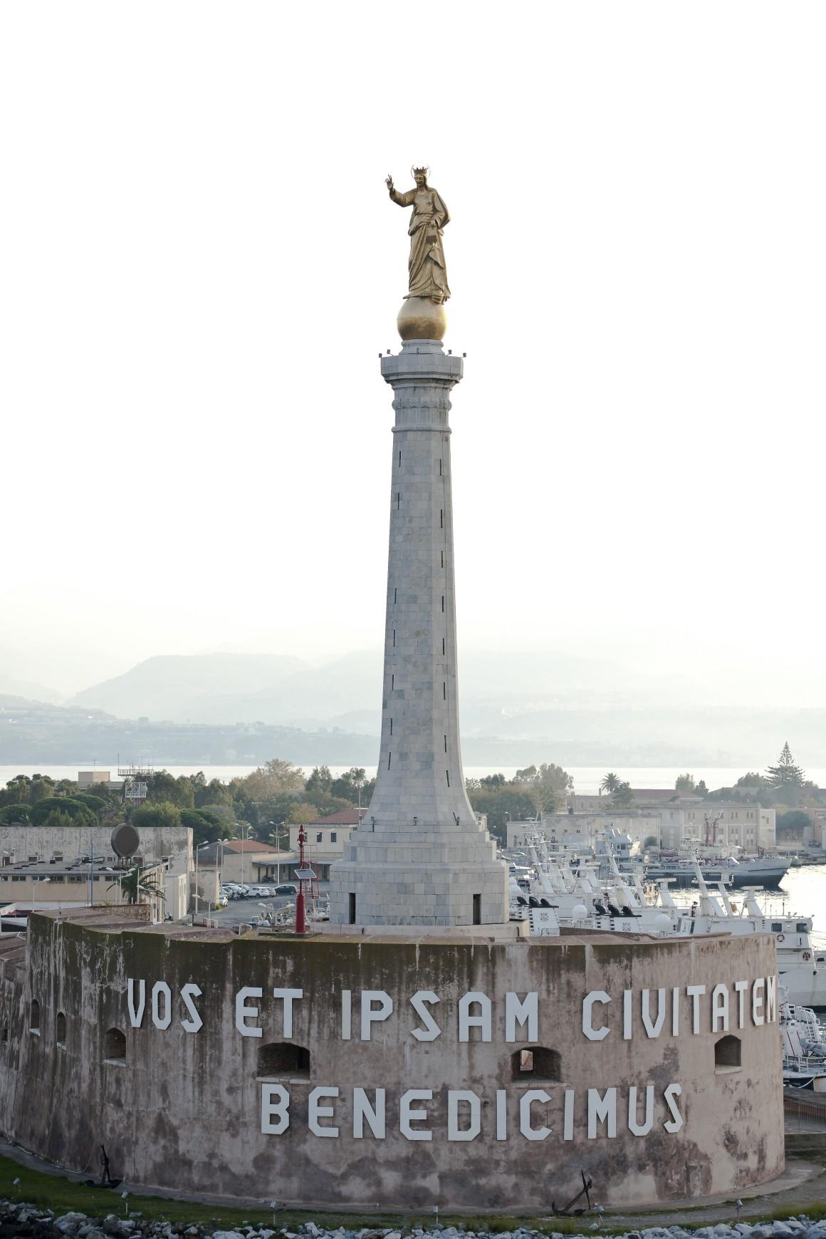 Em viagem: Messina