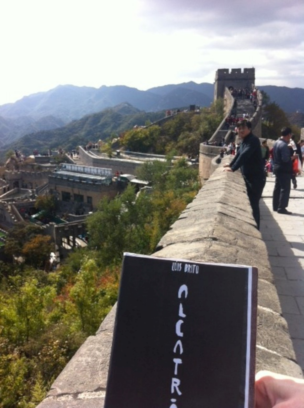 Alcatrão pelo mundo: Filipa na China