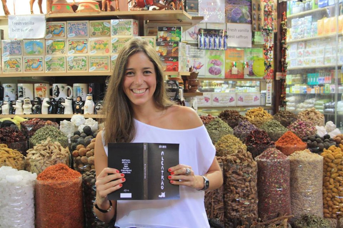 Alcatrão pelo mundo: Filipa no Dubai