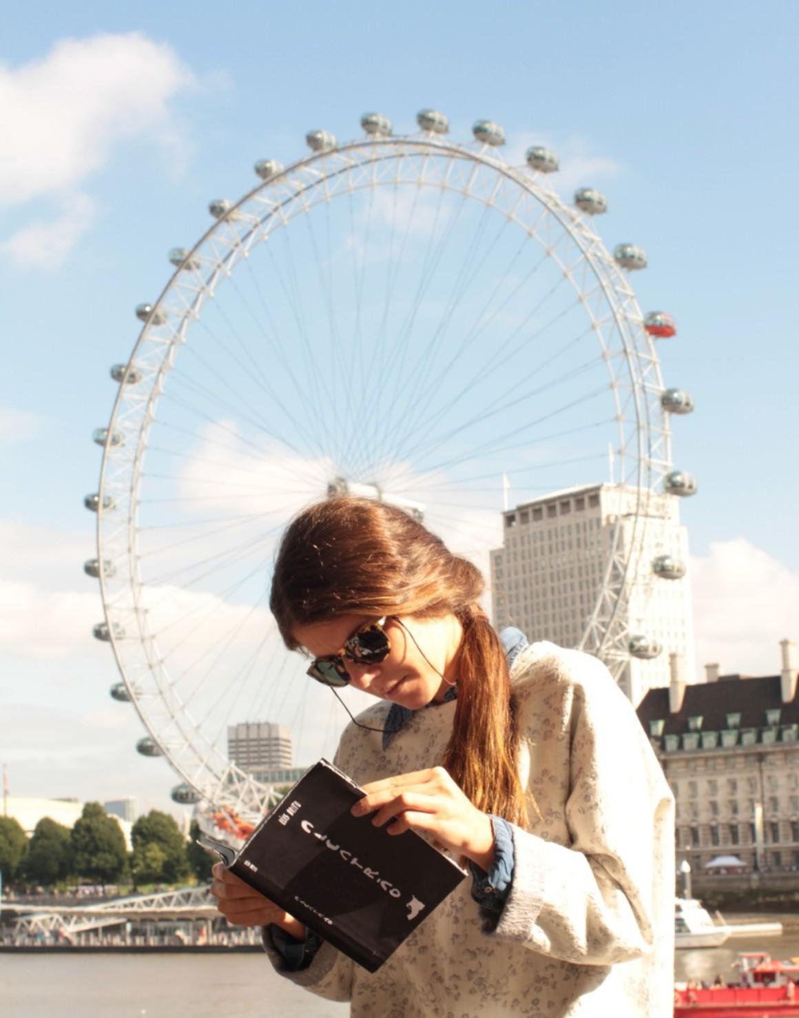 Alcatrão pelo mundo: Inês em Londres