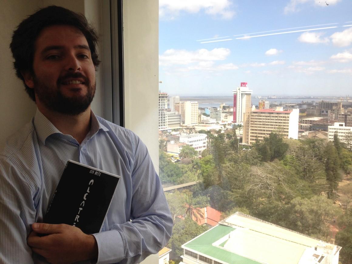 Alcatrão pelo mundo: Luís em Maputo, Moçambique