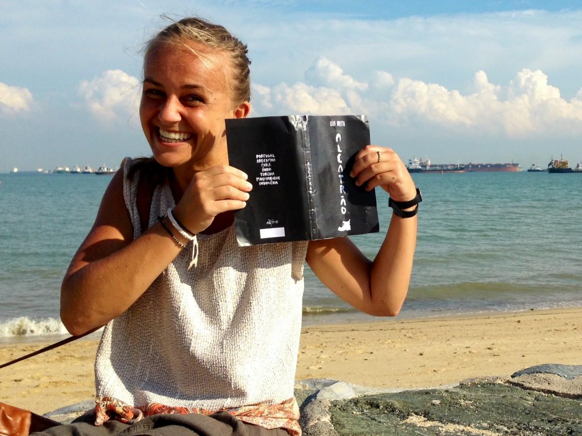 Alcatrão pelo mundo: Marta em Singapura