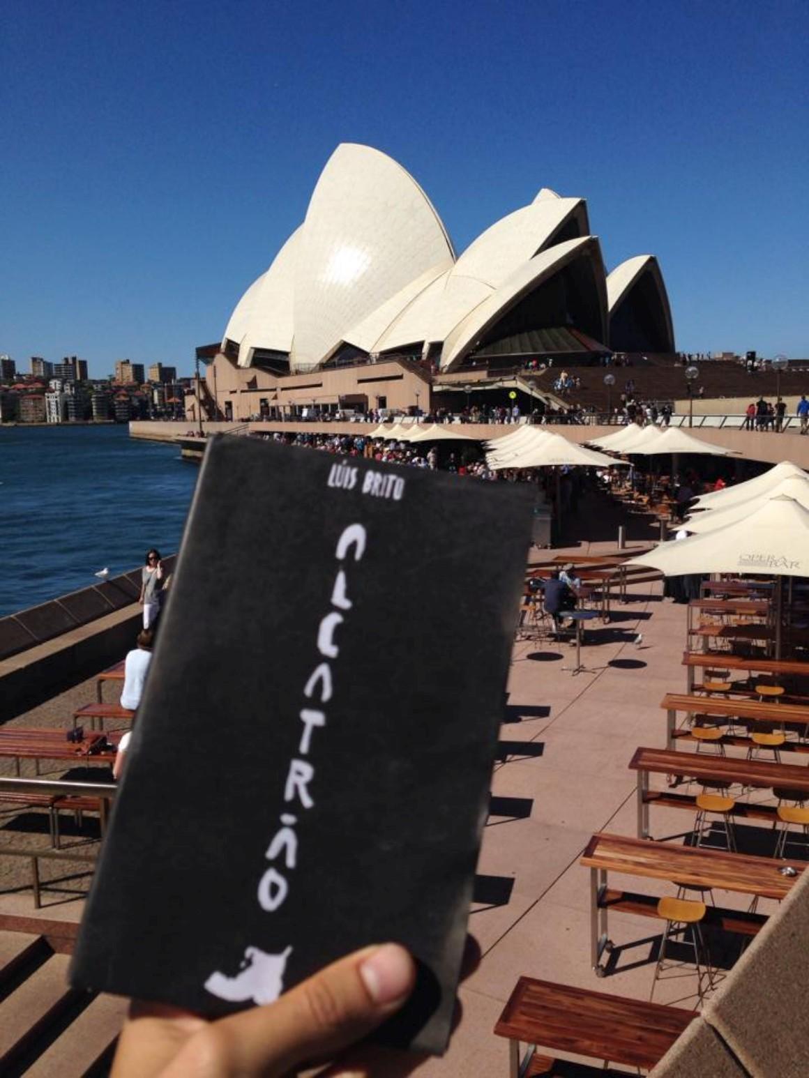 Alcatrão pelo mundo: Em Sydney